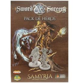 Intrafin Games Sword And Sorcery: Pack De Heros Samyria (FR)