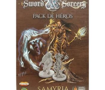 Sword And Sorcery: Pack De Heros Samyria (FR)
