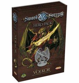 Intrafin Games Sword And Sorcery: Pack De Hero Volkor (FR)