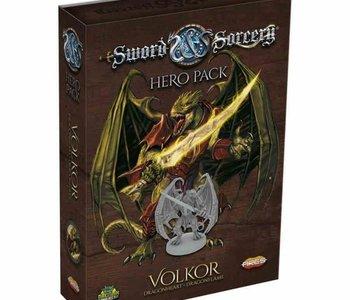 Sword And Sorcery: Pack De Hero Volkor (FR)