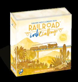 Horrible Games Railroad Ink : Yellow (EN)
