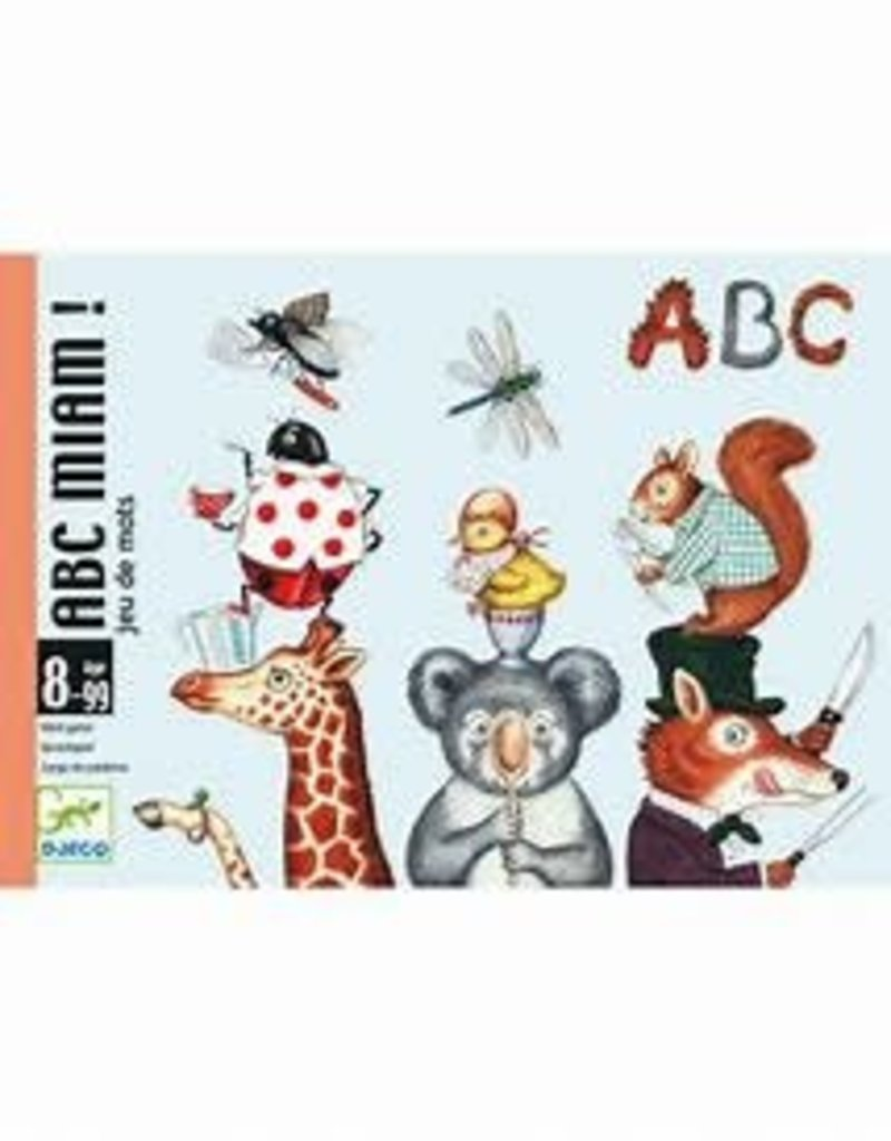 Djeco ABC Miam (ML)