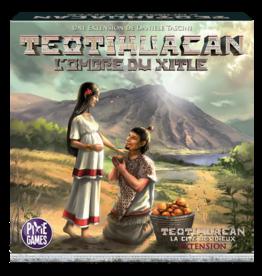 PixieGames Précommande: Teotihuacan: Ext. L'Ombre De Xitle (FR)