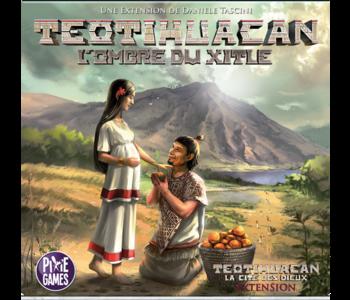Précommande: Teotihuacan: Ext. L'Ombre De Xitle (FR)