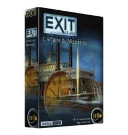 Iello Précommande: Exit: Ext. L'Affaire Du Mississippi (FR)