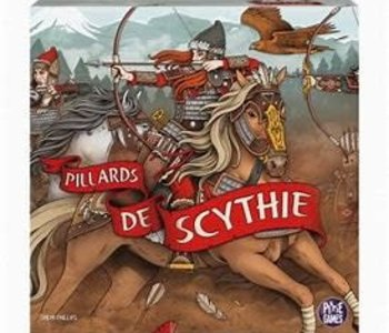 Précommande: Pillards De Scythie (FR)