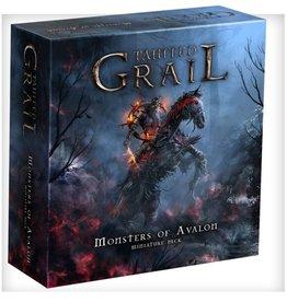 Awaken Realms Lite Précommande: Tainted Grail: Monsters Of Avalon (EN)