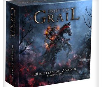 Tainted Grail: Monsters Of Avalon (EN)