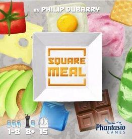 Phantasio Games Précommande: Square Meal (EN)