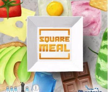 Précommande: Square Meal (EN)