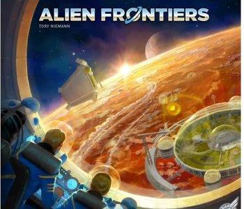 Précommande: Alien Frontiers (EN)