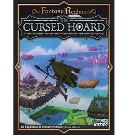 Wizkids Fantasy Realms: Ext. The Cursed Hoard (EN)