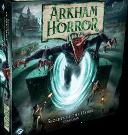 Fantasy Flight Games Arkham Horror Third Edition: Ext. Secrets Of The Order (EN)