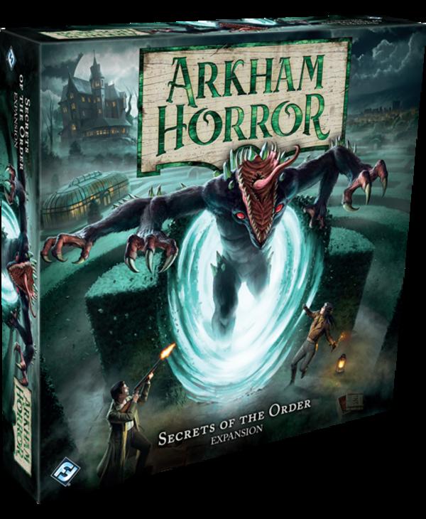Arkham Horror Third Edition: Ext. Secrets Of The Order (EN)