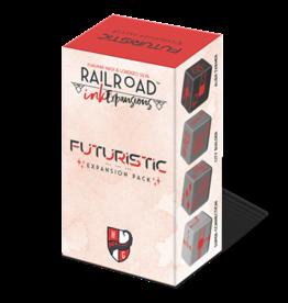 Horrible Games Railroad Ink: Ext. Futuristic (EN)