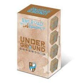 Horrible Games Railroad Ink: Ext. Underground (EN)
