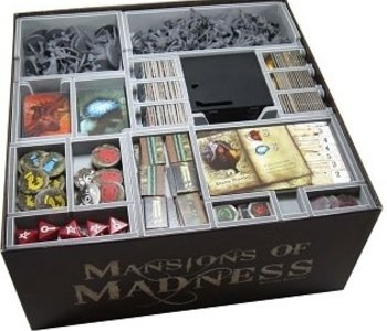 Folded Space: Mansions Of Madness 2nd Edition