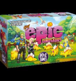 PixieGames Précommande: Tiny Epic Dinosaurs (FR)
