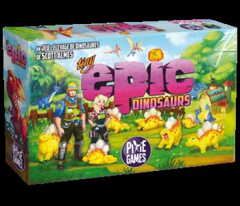 Tiny Epic Dinosaurs (FR)