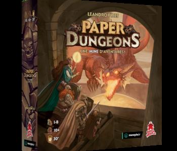 Précommande: Paper Dungeons (FR)