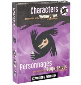 ZYGOMATIC Werewolves: Characters: Loups-Garous: Ext. Personnages (ML)