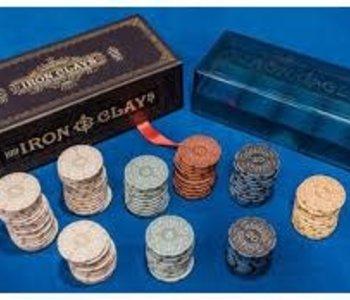 Iron Clays-Brass: Retail Edition (100 Chips) (EN)