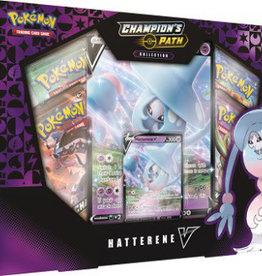 Pokemon Pokemon: Champion's Path Hatterene V (EN)