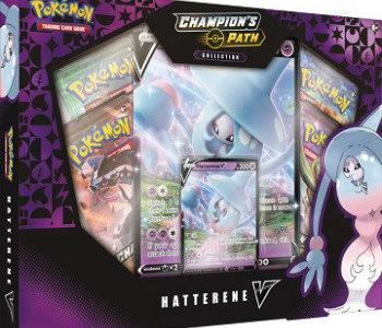 Pokemon: Champion's Path Hatterene V (EN)