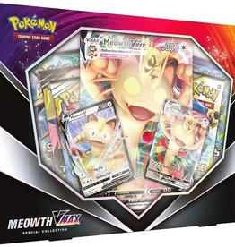 Pokemon Pokemon: Meowth V Max Box  International Version (EN)