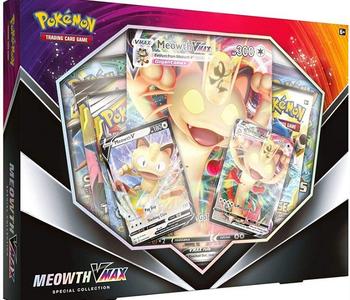 Pokemon: Meowth V Max Box  International Version (EN)