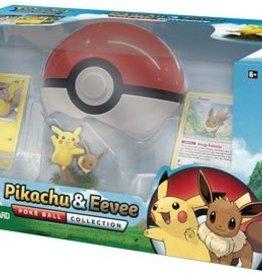 Pokemon Pokemon: Pikachu And Eevee Poke Ball Collection (EN)