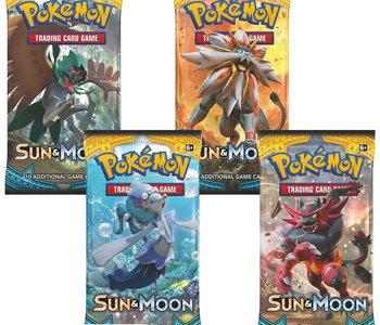 Pokemon: Sun & Moon Booster (EN)