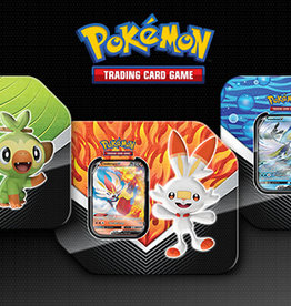 Pokemon Pokemon: Tins: Galar Partners (EN)