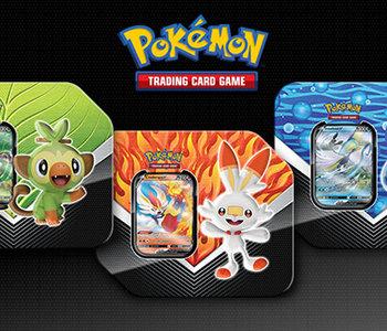 Pokemon: Tins: Galar Partners (EN)