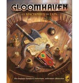 Cephalofair Games Précommande: Gloomhaven: Les Machoires Du Lion (FR)