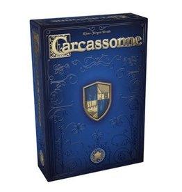 Z-Man Games, Inc. Carcassonne: 20E Anniversaire (FR)