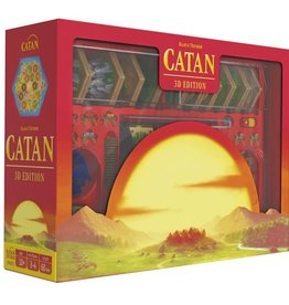 Catan Studio Précommande: Catan 3D Edition (EN)