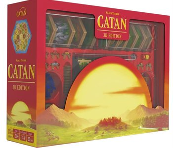 Catan: 3D Edition (EN)