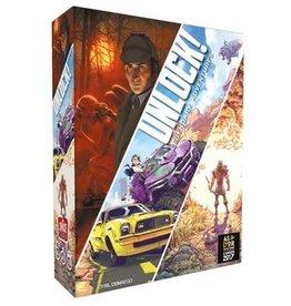 Space Cowboys Précommande: Unlock!: 10: Legendary Adventures (FR)