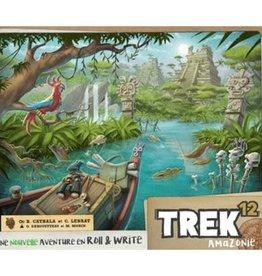 Lumberjacks Studio Précommande: Trek 12: Amazonie (FR)