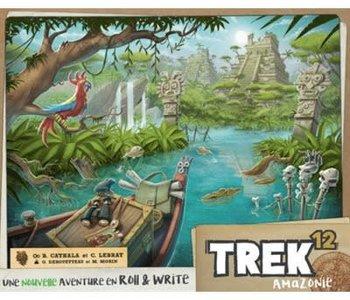 Précommande: Trek 12: Amazonie (FR)
