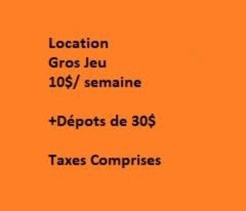 Location: Mystery House (FR)