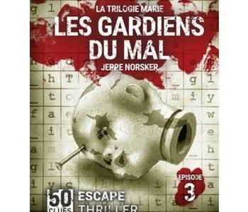 Précommande: 50 Clues: Saison 2: Les Gardiens Du Mal (#3) (FR)
