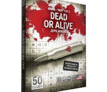 Précommande: 50 Clues: Season 2: Dead Or Alive (#1) (EN)