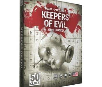 Précommande: 50 Clues: Season 2: Keepers Of Evil (#3) (EN)