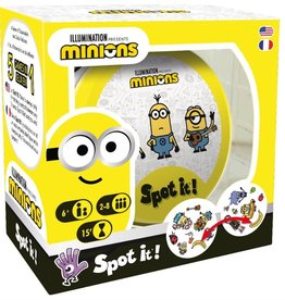 ZYGOMATIC Précommande: Spot It!: Dobble: Minions (ML)