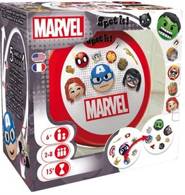 ZYGOMATIC Précommande: Spot It!: Dobble: Marvel Emojis (ML)