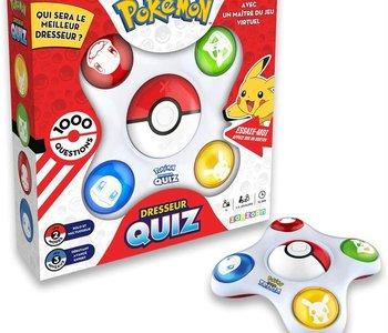 Pokemon: Dresseur Quiz (FR)