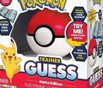 Pokemon: Trainer Guess: Kanto Edition (EN)