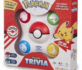 Pokemon: Trainer Trivia (EN)